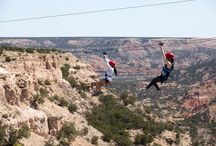 Image result for zip lining palo duro canyon