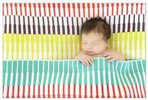 Our Work - Newborns / Cute little bundles of joy shot by Hannah in the studio.