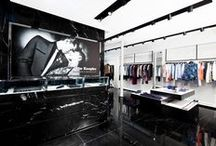 Architecture / The Kooples & The Kooples Sport STORES around the world