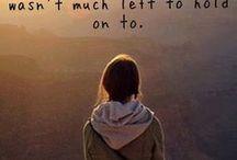 Σκέψεις - συναισθήματα