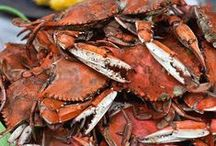 Crab Recipes / From Maryland to Dungeness, this is all about crabs, crabs, crabs!