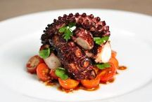 Octopus Recipes / With a variety of species around the world, these recipes have creative ways to use the eight-legged cephalopod.