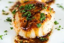 Scallop Recipes / Deep fried or boiled in butter, these scallop recipes will create an amazing dish!