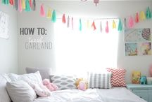 DIY room decor / All the little DIYs to make your room looking better