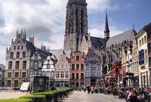 België - Bezienswaardigheden | Belgium | Belgique / Ontdek de mooiste bezienswaardigheden van België!