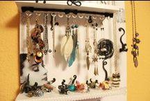 Handmade Jewelry holder - Audrey Hepburn / Audrey Hepburn jewelry holder, made by Happyness Factory.
