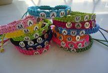 """""""Mama"""" / """"Unique bracelets for mom"""""""