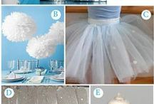 ideas for frozen party 5 years old girl / anna & elsa party
