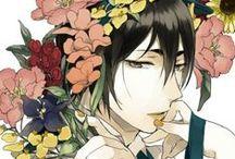 Bad Boy Hanamiya Makoto / Ханамия - персональный яд Киеши.