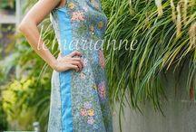 Model Batik / Dresses