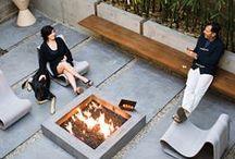 Fire pit / outdoor fire pit ideas