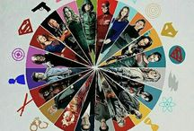 DC Multiverse / My fave tv shows