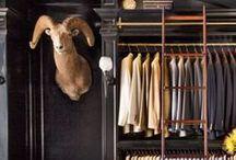 master closet / Master Closet inspiration.