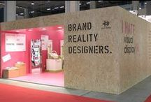 Trade Show Booths / Trade show booth inspiration ideas