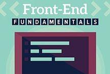 front-end development / web development