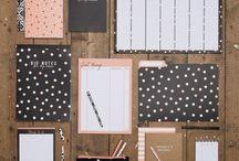 study // stationery