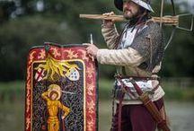 Men's medieval costumes