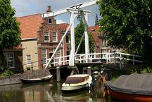 Monnickendam (NL) - GRATIS Puzzeltocht maken | Netherlands | Niederlande | Pays-Bas / Maak eens een gratis toeristische puzzeltocht te voet door het historische centrum van Monnickendam!