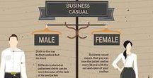 3FOLD SMART CASUAL DRESS CODE / acceptable office attire
