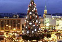 Duitsland - Kerstmarkt | Germany | Deutschland | Allemagne / Bezoek een leuke kerstmarkt en geniet van de gezellige ambiance!