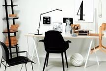 office studio workspace