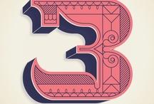 text & typography & font & design / by D'Ette Cole