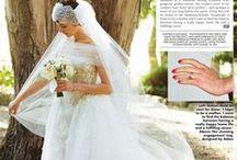 Novias- Brides. ♥ ♥ / by Eliana V. Vega ♥.•:*´¨`*:•♥