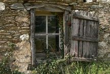 Beautiful and rustic / by Eliana V. Vega ♥.•:*´¨`*:•♥