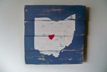 Ohio is for Lovers / 2013 BGSU graduate - Go Falcons! Living in Columbus, Ohio  / by Shirley O'Nan