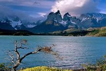 """Mi país, CHILE / """"Chile, fértil provincia y señalada en la región antártica famosa, de remotas naciones respetada por fuerte, principal y poderosa; la gente que produce es tan granada, tan soberbia, gallarda y belicosa, que no ha sido por rey jamás regida ni a extranjero dominio sometida"""".  Alonso de Ercilla Y Zuniga"""