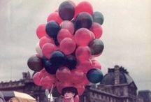 balloons / by Sophia Brinson