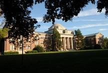 Davidson College / Davidson College is a highly selective independent liberal arts college for 1,920 students located 20 minutes north of Charlotte in Davidson, N.C.  / by Davidson College