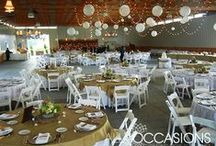 Weddings by All Occasions / Events and products associated with All Occasions Party Rental