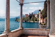 l'Italie Bella / by Eliana V. Vega ♥.•:*´¨`*:•♥