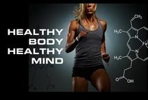 Healthy body healthy mind / by Krystone Jewelry