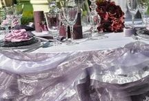 Tablescapes: To Entertain You! / Tablescapes & Foods / by Phil