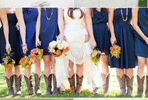 Barns, Burlap, and Boots- Rustic Theme Inspiration / Repinned from Users on Pinterest!