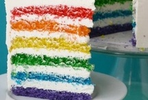 Somewhere Over the Rainbow- Theme Inspiration / Repinned from Users on Pinterest!