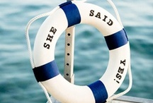 Out to Sea- Nautical Theme Inspiration / Repinned from Users on Pinterest!