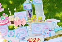 Merry UnBirthday!- Alice in Wonderland Tea Party Inspiration / Repinned from Users on Pinterest!