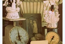 Vintage Chic- Theme Inspiration / Repinned from Users on Pinterest!