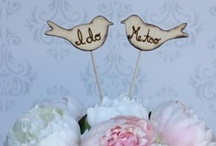 Love Birds- Theme Inspiration / Repinned from Users on Pinterest!