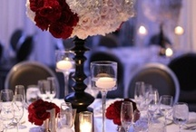 Black Tie Affair- Theme Inspiration / Repinned from users on Pinterest!