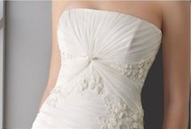 I'll Be the One in White- Wedding Dress Inspiration / Repinned from Users on Pinterest!