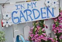 Cottage Garden / .