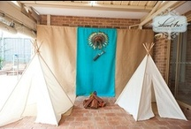 Cowboys and Indians- Party Theme Inspiration / Repinned from Users on Pinterest!