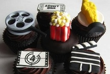 Just Like the Movies- Theme Inspiration  / Repinned from Users on Pinterest!