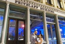 Pritzlaff Weddings / #MKEweddings #PritzlaffBuilding