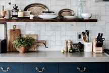 Kitchens / From modern to farm house to classically styled kitchens.