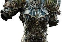 Armor Female